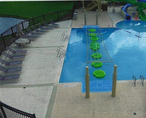 Pool Deck Classic Texture Spring Tx Splash Pads & Waterparks SUNDEK Houston