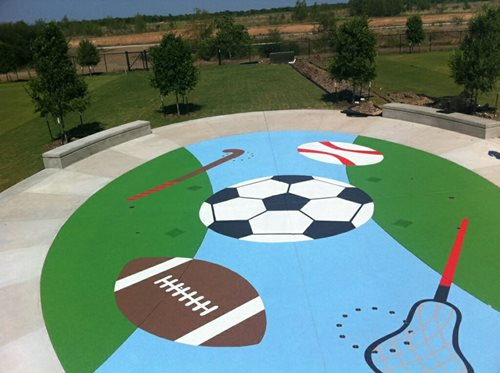 Sprayparks-Coatings In Houston, Tx Splash Pads & Waterparks SUNDEK Houston