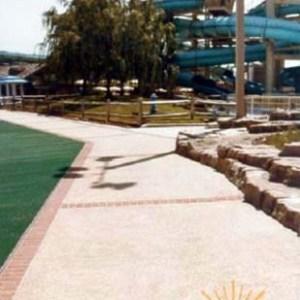 Commercial Pool Deck Resurfacing