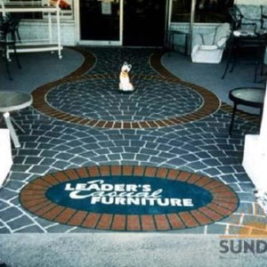 Commercial Entryway Resurfacing