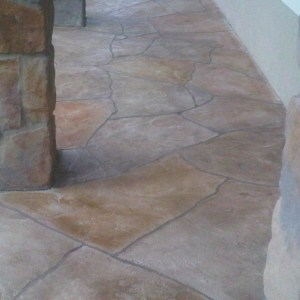 Residential Patio Floor Restoration