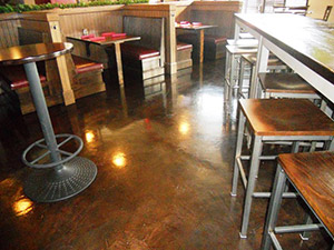 Resturant Floors