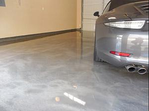 concrete floor refinishing